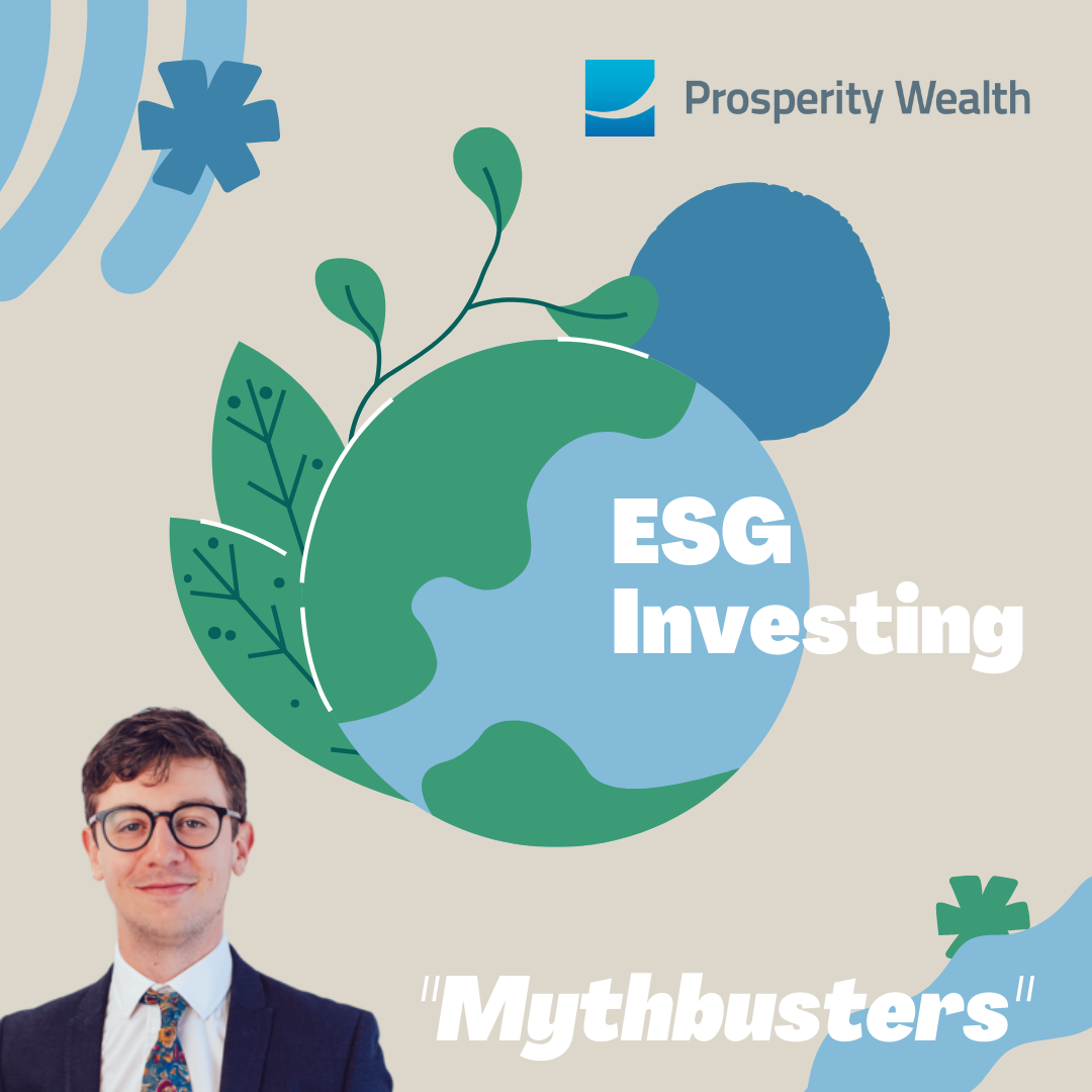 ESG-Investing: Mythbusters
