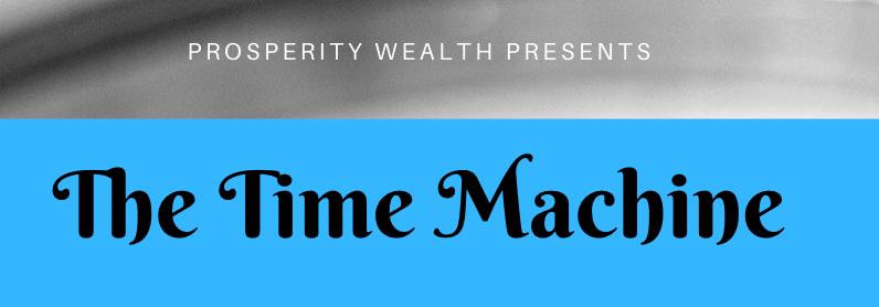 Time Machine – Trevor Willday
